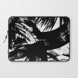 Brush Strokes Laptop Sleeve