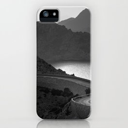 Road to Cap de Formentor iPhone Case