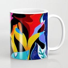 Echoes of Taino and Vejigantes Coffee Mug