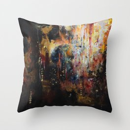Dominion - by Jenny Bagwill Throw Pillow