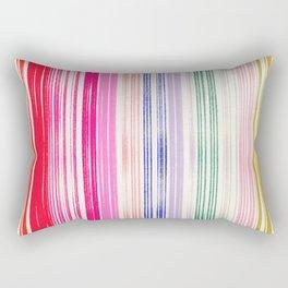 Waves 1 Rectangular Pillow