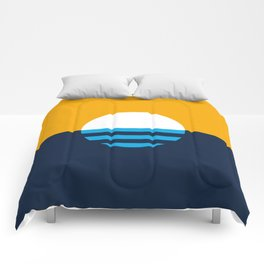 The People's Flag of Milwaukee Comforters