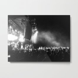 Dance in the Dust Metal Print