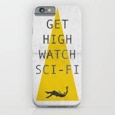 watch sci-fi iPhone 6s Slim Case