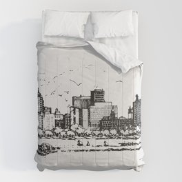 Buffalo By AM&A's 1987 Comforters
