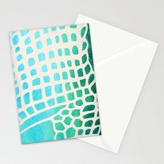 Watercolor Armadillo Stationery Cards