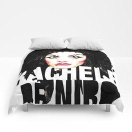 TOILET CLUB #racheledeniro Comforters
