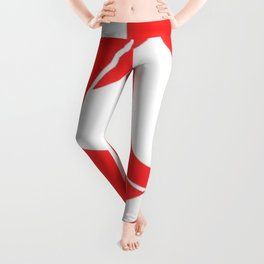 Henri Matisse, Rouge Freedom, Nude (Red Freedom, Nude) lithograph modernism portrait painting Leggings