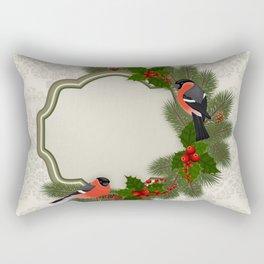 Christmas or New Year decoration Rectangular Pillow