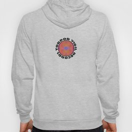 Torpor Vigil Records: Tryptile 42 (Circular with Solid Type) Hoody
