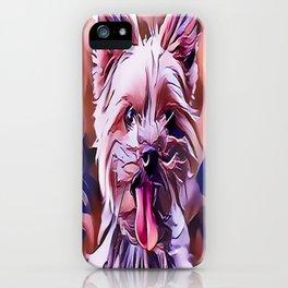 The Australian Silky Terrier iPhone Case