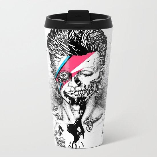 Zombowie Metal Travel Mug