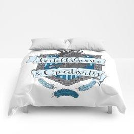 House Pride - Intelligence & Creativity Comforters