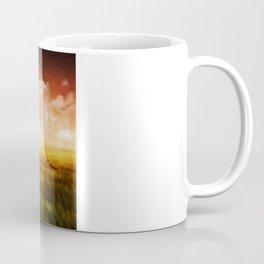Tractor Oil Painting  Coffee Mug