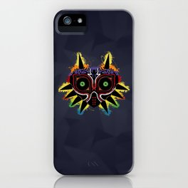 Majora's Splat! v.3d iPhone Case