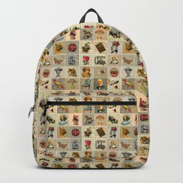 Old Time Backpack