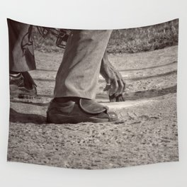 Clean Plate Wall Tapestry