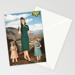 Girl Scouts of America Stationery Cards