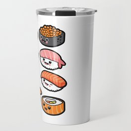 Sushi family Travel Mug
