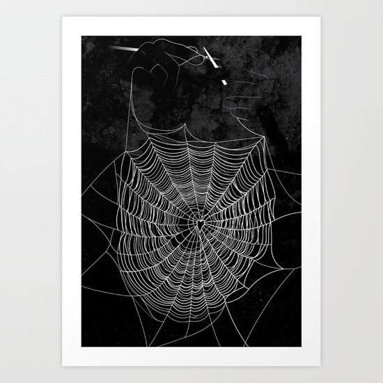 Happy Halloween pt. 1 Art Print