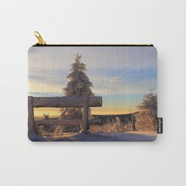 Ore Mountains, Saxony, Germany Carry-All Pouch