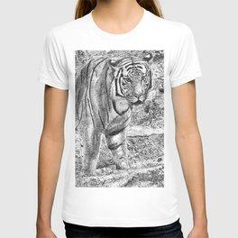 Malayan Tiger (Harimau) T-shirt