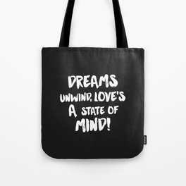 Rhiannon Lyrics  Tote Bag