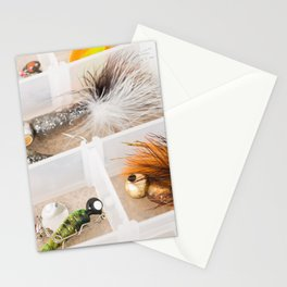 Fishing Tackle 48 Stationery Cards