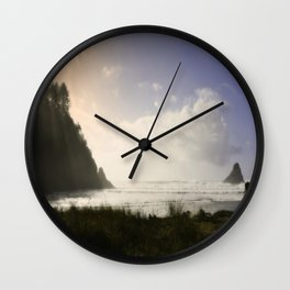 Capturing The Right Moment On Canvas Wall Clock