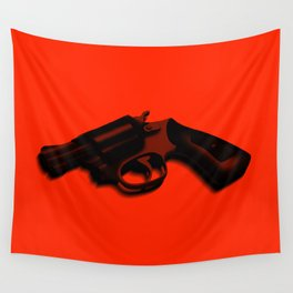 Hammer and barrell Wall Tapestry