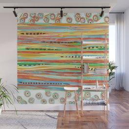 stripes & striped Wall Mural