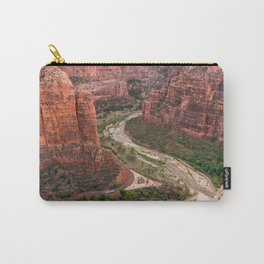 A Rest at Angels Rest Carry-All Pouch