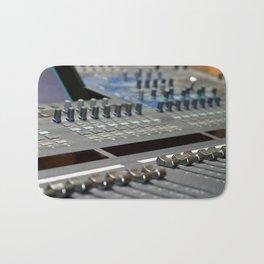 Mixing Console Bath Mat