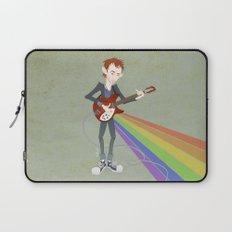 Radiohead Thom in Rainbows Laptop Sleeve