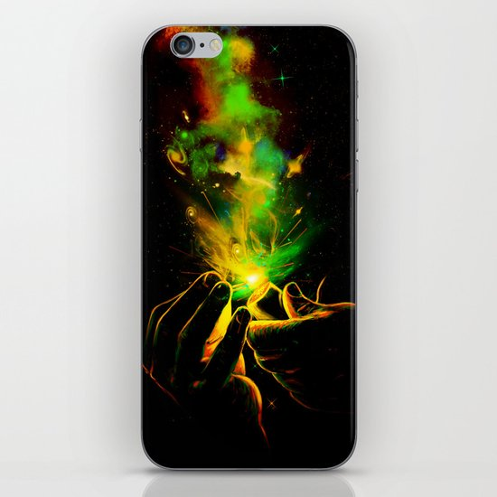 Light It Up! iPhone & iPod Skin
