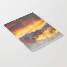 Purple Haze Flavored Cotton Candy. (Stoner Camo) Notebook