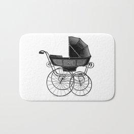 Baby carriage Bath Mat