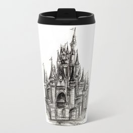 Cinderella's Castle Travel Mug