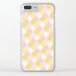 Love The Nite Away Clear iPhone Case