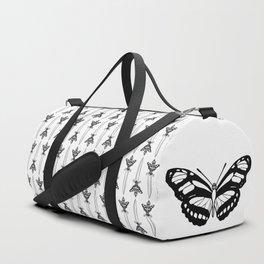 Butterfly Dagger Duffle Bag