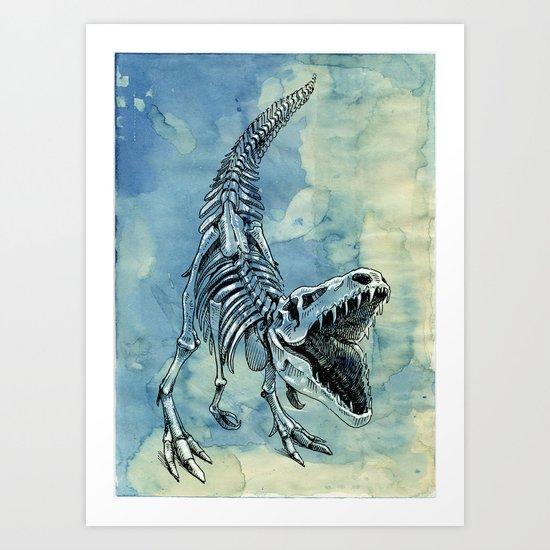 Mr T Art Print