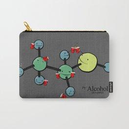 Molecular Bonding Carry-All Pouch
