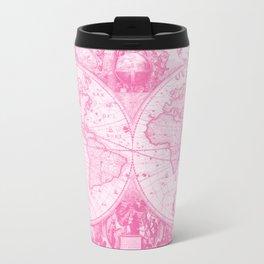 Positively Pink Travel Mug