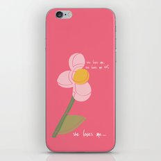 True Luck. iPhone & iPod Skin