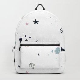 Shapes in Small Sizes Backpack