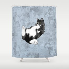 Dorian Shower Curtain