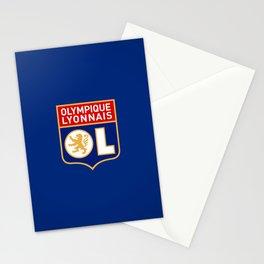 Olympique Lyonnais Stationery Cards