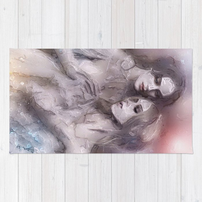 Vision of Love Rug