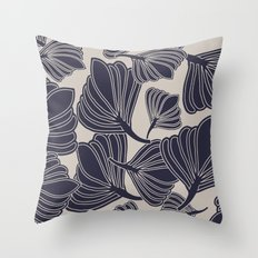 african pods Throw Pillow