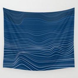 Deep ocean Wall Tapestry